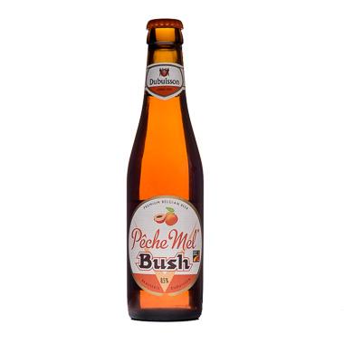 Pêche Mel Bush - Dubuisson - Une Petite Mousse