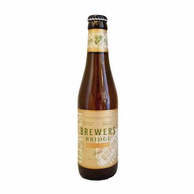 Dupont Brewer's Bridge - Dupont x America's Allagash Brewing - Une Petite Mousse