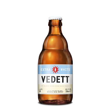 Vedett Extra White - Duvel Moortgat - Une Petite Mousse