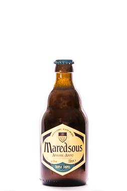 Maredsous 10 Tripel - Duvel Moortgat - Une Petite Mousse