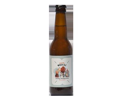 Wheat ale - L'Effet Papillon - Une Petite Mousse