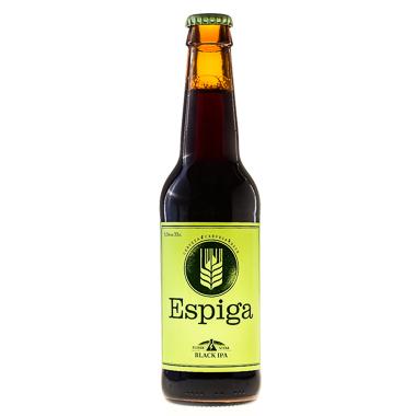 Espiga Black IPA - Espiga - Une Petite Mousse