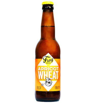 Apricot Wheat - Frogbeer - Une Petite Mousse