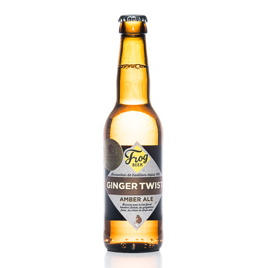Ginger Twist - Frogbeer - Une Petite Mousse