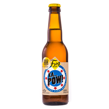 Kapow - Frogbeer - Une Petite Mousse