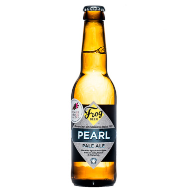 Pearl - Frogbeer - Une Petite Mousse