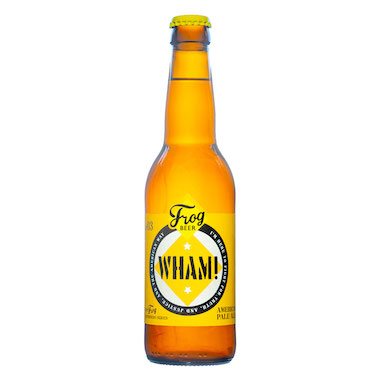 Wham - Frogbeer - Une Petite Mousse