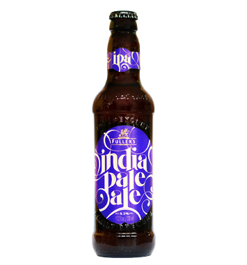 Fuller's India Pale Ale  - Fuller Smith & Turner - Une Petite Mousse