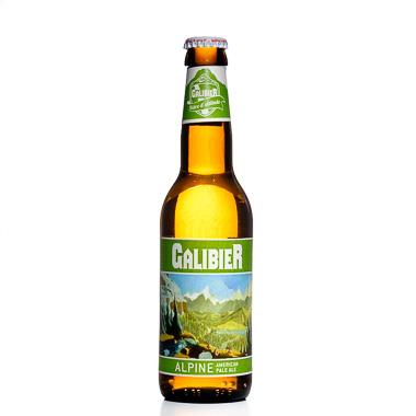 Galibier Alpine American Pale Ale - Galibier - Une Petite Mousse