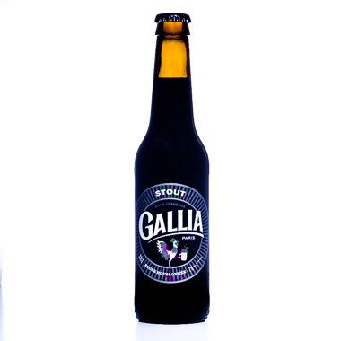 Gallia American Stout - Gallia Paris - Une Petite Mousse
