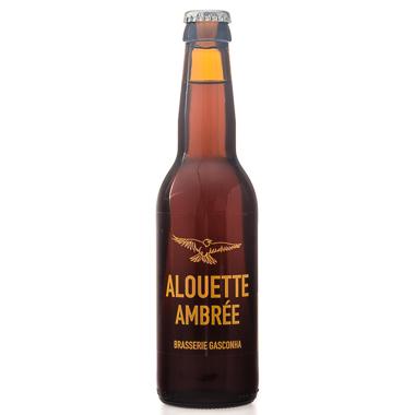Alouette De Gascogne Ambrée - Gasconha - Une Petite Mousse