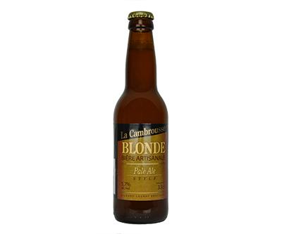 Cambrousse Blonde - Gildard - Une Petite Mousse