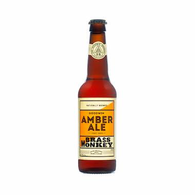 Brass Monkey - Goodwin Brewery - Une Petite Mousse