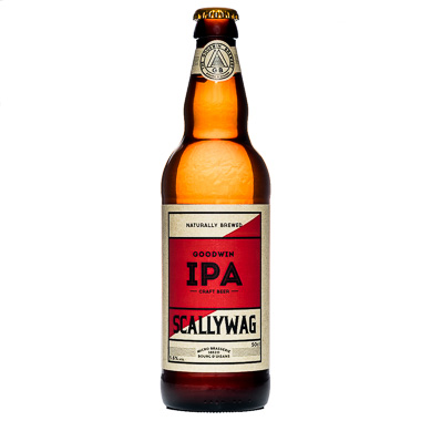Scallywag IPA - Goodwin Brewery - Une Petite Mousse