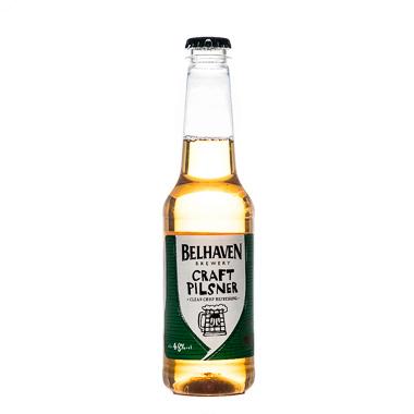 Belhaven Craft Pilsner - Greene King - Une Petite Mousse