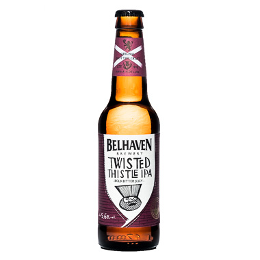 Belhaven Twisted - Greene King - Une Petite Mousse