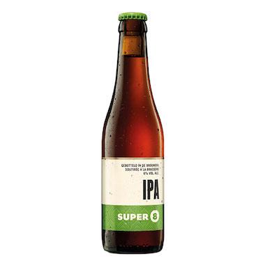 Super 8 IPA - Haacht - Une Petite Mousse