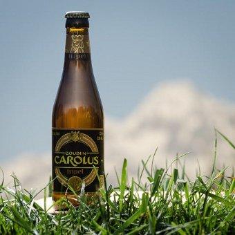 Gouden Carolus - Het Anker - Une Petite Mousse