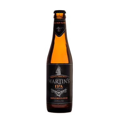 Martin's IPA - John Martin - Une Petite Mousse
