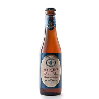 Martin's Pale Ale - John Martin - Une Petite Mousse