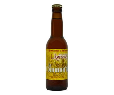 Commun'Ale - L'Agrivoise - Une Petite Mousse