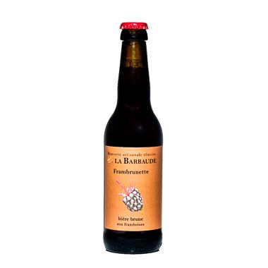 La frambrunette - La Barbaude - Une Petite Mousse