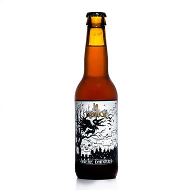 Bière d'Hiver - La Débauche - Une Petite Mousse