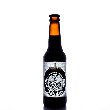 Black Ale - La Débauche - Une Petite Mousse