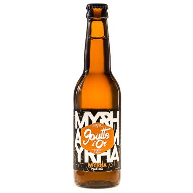 Myrha - La Goutte d'Or - Une Petite Mousse