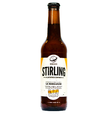 Stirling - La Nébuleuse - Une Petite Mousse