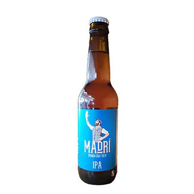 Madri IPA - La sagra - Une Petite Mousse