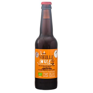 Ambrée La Vieille Mule - La Vieille Mule - Une Petite Mousse