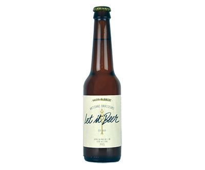 34130 Blanche - Let it Beer - Une Petite Mousse