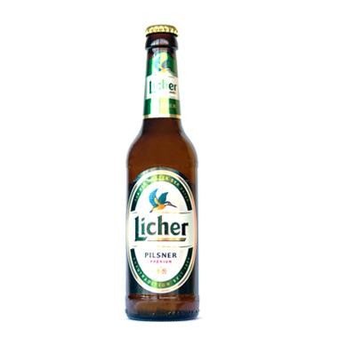 Licher Pilsner Premium - Licher - Une Petite Mousse