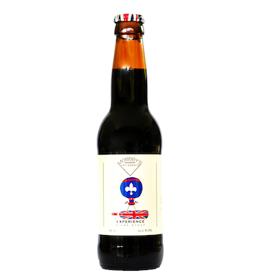 Experience Stout - Mobsby's - Une Petite Mousse