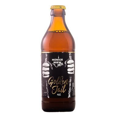 Golden Jail Ale - Munich Brew Mafia - Une Petite Mousse