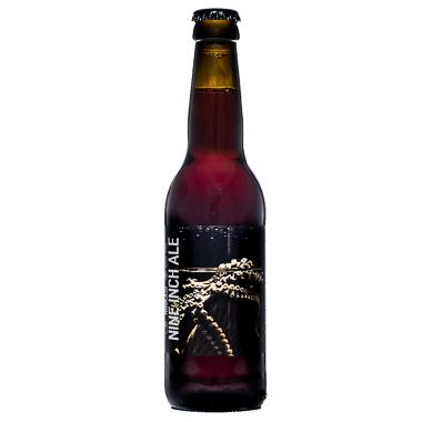Nine Inch Ale - Ninkasi - Une Petite Mousse