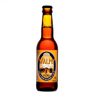 Valmy Bière Ambrée - Orgemont - Une Petite Mousse