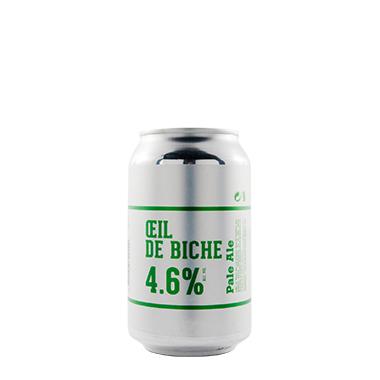 Oeil de Biche - Paname Brewing Company - Une Petite Mousse