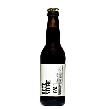 Black IPA Bete Noire bouteille - Paname Brewing Company - Une Petite Mousse