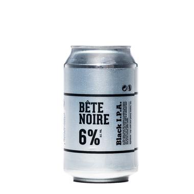 Black IPA Bete Noire - Paname Brewing Company - Une Petite Mousse