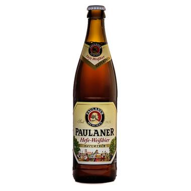 Paulaner Hefe-Weissbier - Paulaner Brauerei - Une Petite Mousse