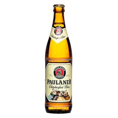 Paulaner Oktoberfest - Paulaner Brauerei - Une Petite Mousse