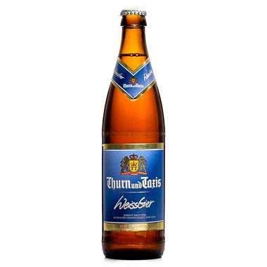 Thurn und Taxis Weissbier - Paulaner Brauerei - Une Petite Mousse