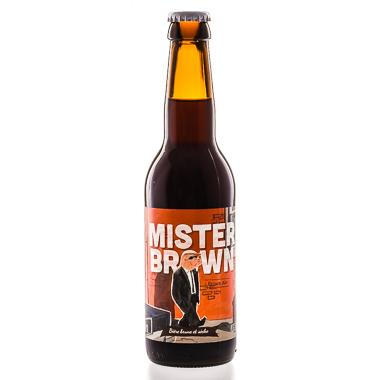 Mister Brown - Piggy Brewing Company - Une Petite Mousse