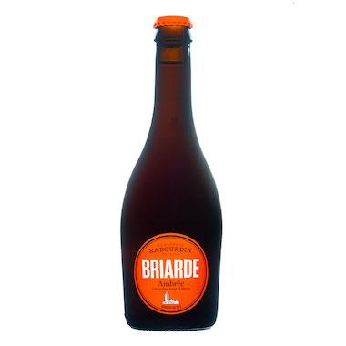 Briarde ambrée - Rabourdin - Une Petite Mousse