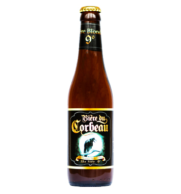 Bière du Corbeau - Roman - Une Petite Mousse