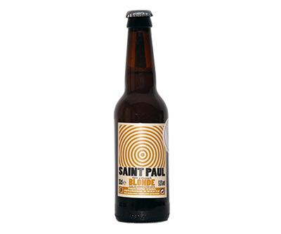 Saint-Paul Blonde - Saint-Paul - Une Petite Mousse