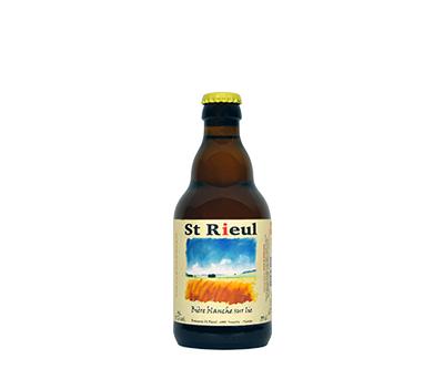 Saint Rieul Blanche - Saint Rieul - Une Petite Mousse
