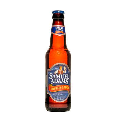 Boston Lager - Samuel Adams - Une Petite Mousse